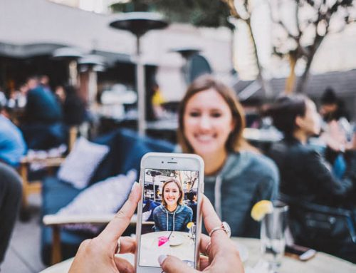 Leveraging User-Generated Content for Social Media